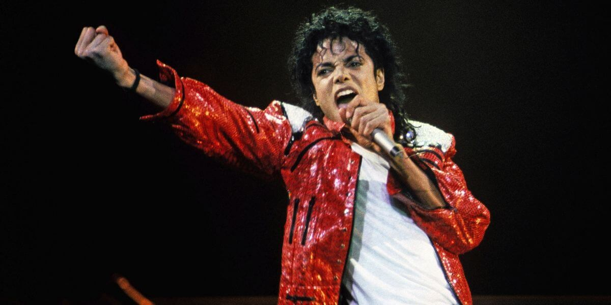Why I Listen to Michael Jackson's Songs: Cuz It's Not Just Music
