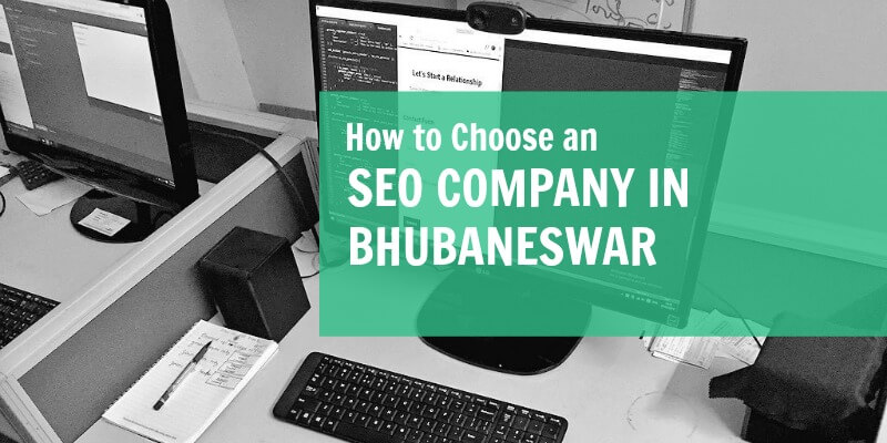 How to Choose an SEO Company in Bhubaneswar